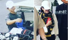 Song Hye Kyo nhanh chóng trở về Hàn trước ngày ông xã Song Joong Ki tổ chức fan meeting