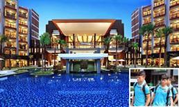 Khám phá resort 4 sao mà Olympic Việt Nam đã ăn ở trước trận bán kết lịch sử