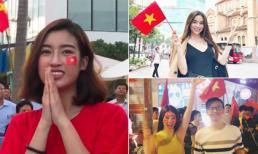 Hồ Ngọc Hà và loạt sao Việt động viên Olympic Việt Nam sau trận bán kết: Có buồn và tiếc nhưng vẫn quá đỗi tự hào!