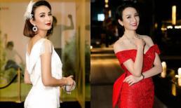 Ngọc Diễm khẳng định đẳng cấp Hoa hậu Du lịch với thời trang thảm đỏ