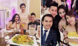 Tình cũ Mai Phương cùng loạt sao Việt tham dự tiệc thôi nôi của con gái Nguyễn Hồng Nhung