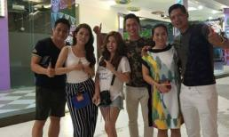 Bộ ba 'nam thần màn ảnh Việt' Minh Tiệp - Bình Minh - Việt Anh cùng các cô vợ bất ngờ hội ngộ