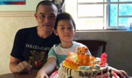 Quách Ngọc Ngoan bất ngờ tái xuất đăng loạt ảnh chúc mừng sinh nhật với con trai