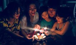 Nịnh vợ khéo nhất nhì Vbiz nhưng sinh nhật bà xã MC Phan Anh chỉ tổ chức đơn giản, ấm cúng