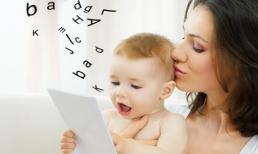 Phương pháp 'dùng tay không' kích thích con nhanh biết nói, trí tuệ phát triển cha mẹ nào cũng cần phải biết