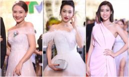Nhã Phương lộng lẫy như nữ hoàng hội ngộ cùng dàn sao Việt đình đám trên thảm đỏ VTV Awards 2018