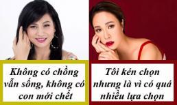 Phát ngôn 'giật tanh tách' của sao Việt tuần qua (P198)