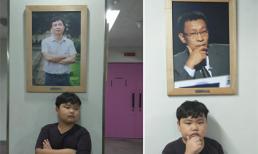 Tạo dáng theo loạt nghệ sĩ nổi tiếng của Đài truyền hình Việt Nam, Bi Béo nhà Xuân Bắc giống ai nhất?