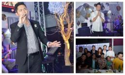 Người yêu cũ Phùng Ngọc Huy bất ngờ có mặt tại đêm diễn gây quỹ ủng hộ Mai Phương và nghệ sĩ Lê Bình tại Mỹ