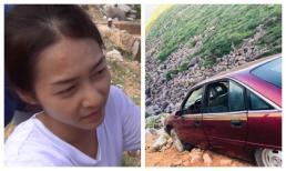 'Hậu duệ mặt trời' phiên bản Việt tiết lộ hậu trường phim cực nguy hiểm: Ô tô lao xuống vách núi, Khả Ngân bong gân