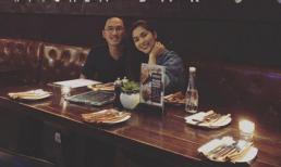 Không chỉ hẹn hò Hà Tăng còn được chồng khéo 'khẳng định chủ quyền'