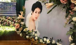 Lễ tang kín đáo, riêng tư của người đẹp Thái Lan uống thuốc sâu tự tử