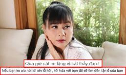 Cát Phượng: 'Tôi đồng ý cho Kiều Minh Tuấn ra gặp báo chí để phỏng vấn cùng bé An Nguy về vấn đề lùm xùm giữa 2 người'