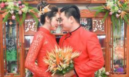 Hoa hậu Đại Dương Đặng Thu Thảo 'lặng lẽ' tổ chức lễ đính hôn cùng bạn trai