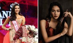 Từng bị loại khỏi cuộc thi Hoa hậu Hoàn vũ, người đẹp 19 tuổi đăng quang Hoa hậu Thế giới Thái Lan 2018