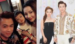 Hồ Việt Trung tái hợp với bạn gái sau một thời gian dài chia tay, làm bố đơn thân