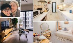 Vợ chồng Kiên Hoàng rao bán căn hộ 92 m2 đẹp như mơ