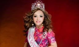Hoa hậu Phu nhân người Việt quốc tế tỏa sáng vẻ đẹp tâm hồn và nhân ái