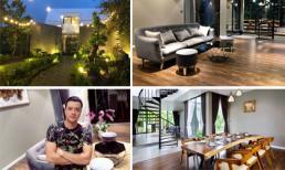 Ngoài biệt thự hơn 25 tỉ đồng, Cao Thái Sơn còn sở hữu nhà vườn 500 m2 sang trọng