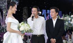 Món quà đặc biệt của Hoài Linh dành tặng đám cưới Trường Giang - Nhã Phương