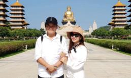 Vợ chồng đạo diễn Võ Thanh Hòa đi du lịch Đài Loan sau 2 phim điện ảnh đạt doanh thu triệu đô