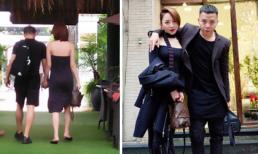 Fan bắt gặp khoảnh khắc Tóc Tiên nắm tay 'tình bể tình' với Hoàng Touliver?