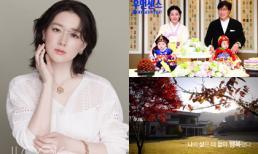 Khối tài sản tiêu cả đời không hết của Lee Young Ae sau 9 năm kết hôn với Chủ tịch công ty con tập đoàn LG