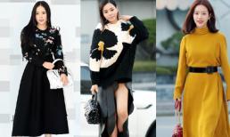 Loạt ngôi sao hạng A, Hoa hậu Hàn đọ sắc 'gay cấn', Min Hyo Rin bị soi không đeo nhẫn cưới