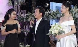17 năm trước, Trường Giang đã từng yêu thầm MC trong đám cưới của chính mình hôm nay