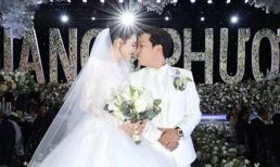 Trọn vẹn những khoảnh khắc hạnh phúc trong Đám cưới Trường Giang và Nhã Phương