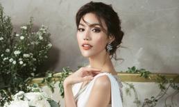 Cận ngày hôn lễ, Lan Khuê hé lộ đầm cưới đẹp như mơ