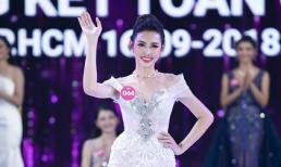 Nguyễn Thúc Thuỷ Tiên thay Á hậu 2 Thuý An lên đường dự thi Hoa hậu Quốc tế 2018