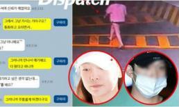 Không chỉ bị tố hành hung, 'Búp bê xứ Hàn' Goo Hara còn bị bạn trai cũ dọa tung clip 'giường chiếu'