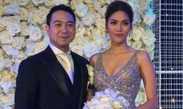 Chú rể John Tuấn Nguyễn hứa sẽ yêu cô dâu Lan Khuê hết kiếp này và cả kiếp sau