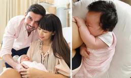 Hà Anh chia sẻ quan điểm của mình về việc nuôi con bằng sữa mẹ hay sữa bột