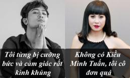 'Cảnh soái ca' từng bị cưỡng bức, Cát Phượng cô đơn khi không có Kiều Minh Tuấn là phát ngôn sốc nhất tuần qua (P202)