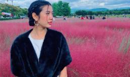 Á hậu Thúy Vân làm gì trong ngày bạn trai cũ lên xe hoa cùng Lan Khuê