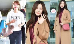Seohyun, Sooyoung (SNSD) một khi lên đồ ra sân bay thì 'chất đừng hỏi'