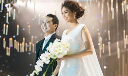 Toàn cảnh đám cưới đẹp như mơ của Lan Khuê và chồng đại gia