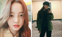 """""""Búp bê xứ Hàn"""" bị dân mạng chửi mặt dày khi đăng ảnh tươi tắn sau bê bối hành hung bạn trai cũ"""