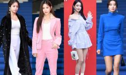 Seoul Fashion Week 2019: 'Sân chơi' khoe chất sành điệu của mỹ nhân Hàn