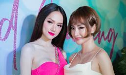 Angela Phương Trinh gây choáng khi diện trang sức 1,7 tỉ đọ sắc cùng Hoa hậu Hương Giang