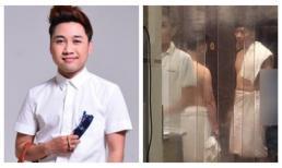Bị đồn đoán về loạt ảnh trong phòng tắm hơi cùng Trấn Thành, Don Nguyễn chính thức lên tiếng