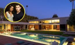 Ngắm biệt thự hơn 151 tỷ đồng được Nick Jonas tậu trước khi cầu hôn Hoa hậu Priyanka Chopra