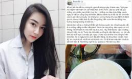 Trước khi qua đời, Đoàn Dạ Ly từng viết trên facebook: 'Tao không nghĩ là tao qua được Tết năm nay đâu'