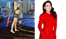 Phi Nhung nhận 'bão like' khi lần đầu khoe ảnh diện đồ bơi ở tuổi 46