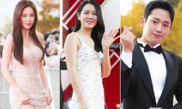 Thảm đỏ The Seoul Awards: Mỹ nhân SNSD đẹp xuất thần, cặp 'Chị đẹp' tái hợp