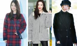 Chỉ cần học theo các mỹ nhân Hàn thì việc mặc đẹp ra phố là chuyện quá đơn giản