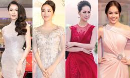 Ai xứng danh 'Nữ hoàng thảm đỏ' showbiz Việt tuần qua? (P100)