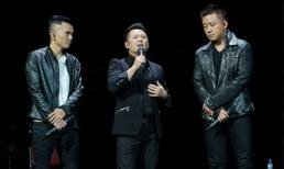 Bằng Kiều, Tuấn Hưng và Tú Dưa hội ngộ, hát cùng nhau sau 18 năm